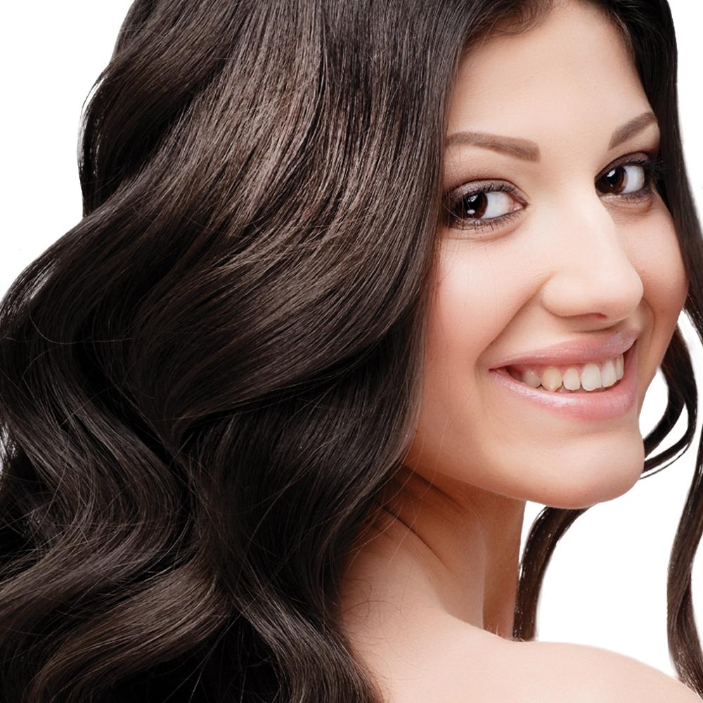 DARK BROWN – 100% Herbal hair dye